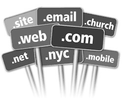 domain registration by opal web design